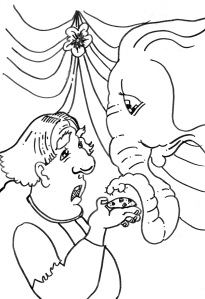 line art for coloring page