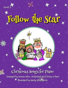 Starry Purple front cover
